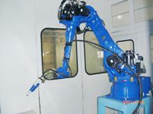 自動ロボット静電粉体塗装ライン